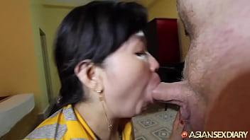 chinese mama cock starved