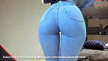 Perfect Soft Roundest Bubble Ass Ever