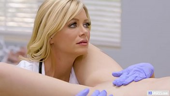 Squirting Right To The Doctor's Face