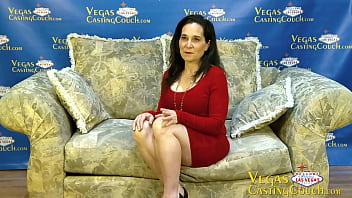 Kelley - Premier First Ever Film - Las Vegas Casting - Ass Fucking - Deep Throat - Solo Masturbation - POV - MILF and More!