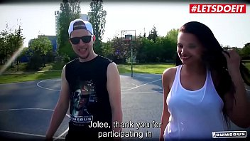 Watch LETSDOEIT - Raunchy German Jolee Love Is Up For An Afternoon Ride preview
