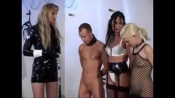 Mistress and 3 slave - blowjobcamsonline.com