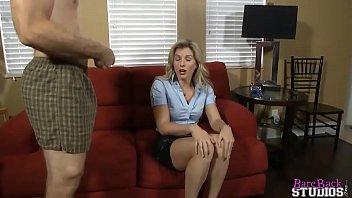 Cory has Sexy time with her Loving Son