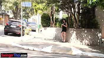 Brazilian amateur hottie taken home by a stranger who banged her anal