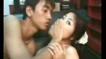 Beautiful amateur Korean girl fucked hard with moans