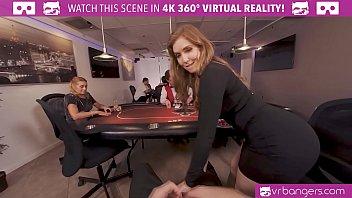 VRBangers.com Secret agent with Big Boobs make a rough fuck