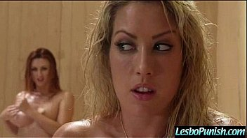 Hot Lez Girl Get Punish With Toys By Mean Lesbo vid-25 Thumbnail