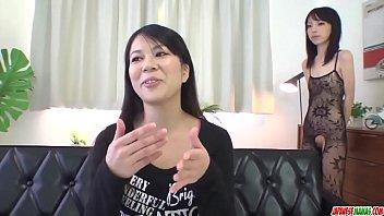 Sexy xxx Japanese scenes with naked Saya Fujimoto - More at Japanesemamas.com
