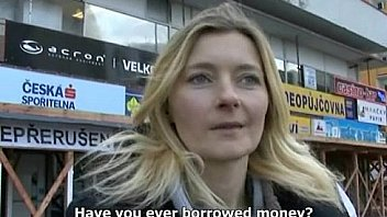 Naughty Wife Accepts To Fuck Guy in Bus for Money - LETSDOEIT&period