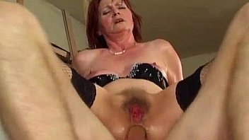 Sexy beautiful mother