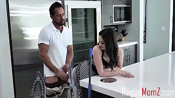Husband & Wife Share A Teen Girl