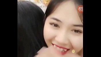 Vietnam girl show