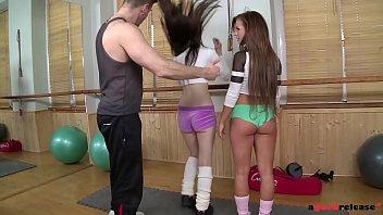 Bella b. & Timea Bela - Crotch Muscle Workout