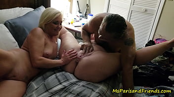 They Finger and Lick Her Squirting Cunt Till an Orgy Starts