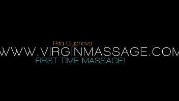 Sexy naked masseuse massages first time Ulyanova