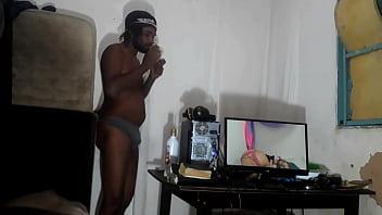 man watch lesbian