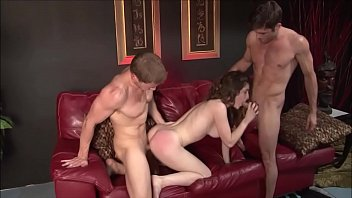 Cock Crazy Teen Fucks Uncle and Dad Thumbnail