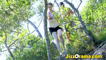 Jizzorama - AMATEUR GO WILD ON ANON CAR OUTSIDE