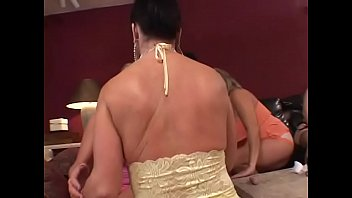 Hot mature lesbians take toys in ther durin party