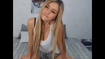 sexy teen with webcam