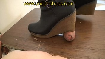 Miss Charlier first time trampling http://clips4sale.com/store/424