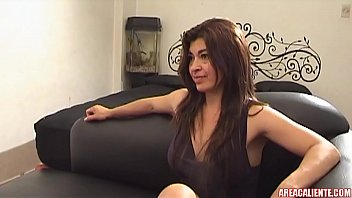 Sexo oral con una argentina