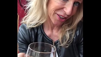 French mature interracial video