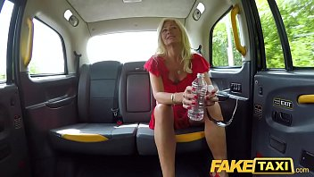 Fake Taxi Mature tight pussy and ass explored in taxi
