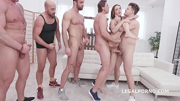 Drowned in Piss, Zoe Sparks 6on1 Manhandle, Balls Deep Anal and DAP, ButtRose, Gapes, Pee d. and Swallow GIO1419