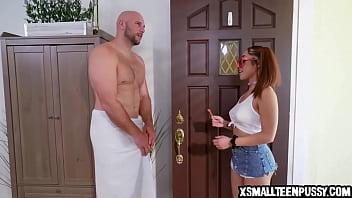 Busty latina loves big cocks