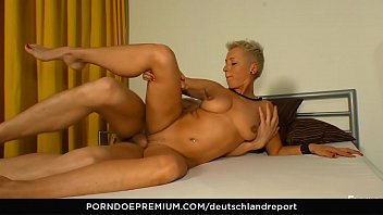 AMATEUR EURO - Deutsche Amateur Mandy Mystery Blows And Bangs With Her Lover