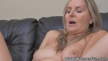 Blonde milf Velvet Skye from Canada just loves rubbing and finger fucking her delicious pussy (now available in Full HD 1080P). Bonus video: Canadian milf Bianca.