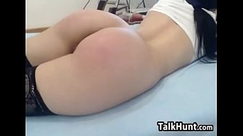 Perfect Girl Teasing her pussy and ass