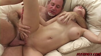 Shy Teen Alexia takes Cock for the First Time on Film