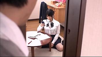夏服の女子中学生がパイズリSEX挟射赤外線精飲と演技なしマジイキ連発の学生系動画