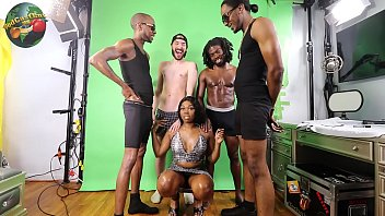 Part #1 A sneak peek of Mrsfeedme's orgy production PART #8