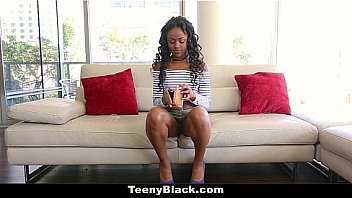 TeenyBlack - Hot Chocolate Teen Pounded In 1st Time Video