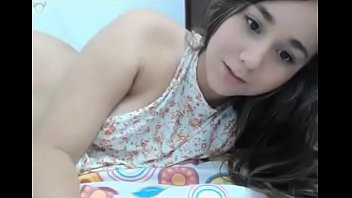 super cute teen webcam masrturbation, pretty feet, latina b. face