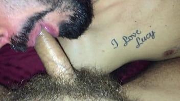 Real Amateur Latino threesome