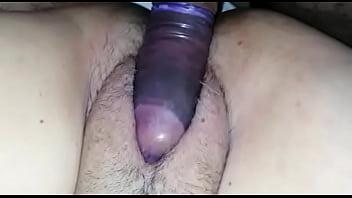 Vagina madura peludita