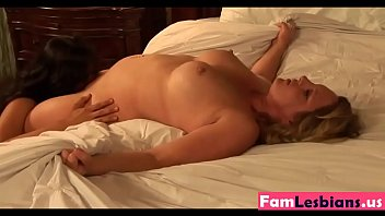 Norwegian mother and daughter fucking lesbians