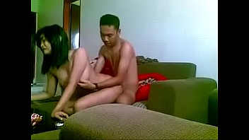 Homemade Asian couple fucking