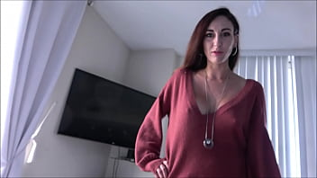 Hot Italian Step Mom Fucks Son's Best Friend
