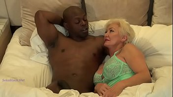 Seka Tricks Her Interracial Bull into playing