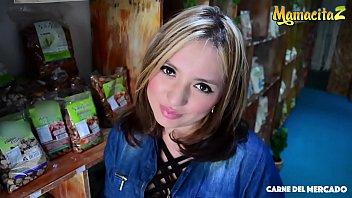 MAMACITAZ - Sexy Colomban Chick Elisa Marin Loves It On The Hard Way