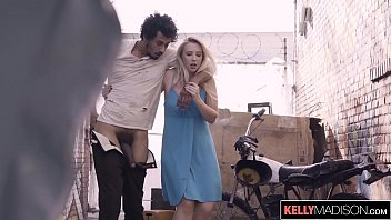 Horny Blonde Can't Resist Bbc On The Street thumbnail