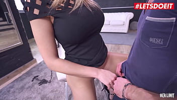 LETSDOEIT - Jolee Love - Big Booty German Babe Takes It Deep And Rough From An Italian Stallion
