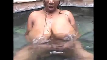 Jumbo Black Tits Gets Fucked
