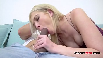 Mom Caught By Son And Fucked