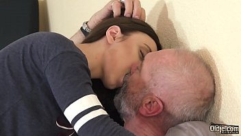 Great old and young fuck with fucking and cum swallowing